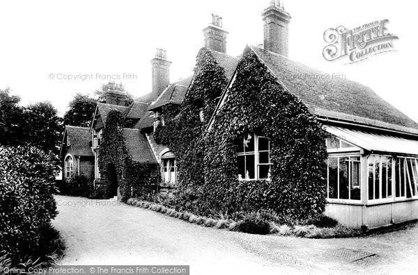 Photo of Ashford, Cottage Hospital 1908
