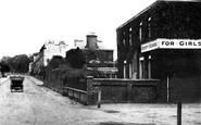 Ashford, County School 1908