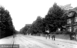 Ashford, Elwick Road 1901