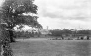 Ashford, From Recreation Ground 1901