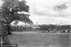 Ashford, From Recreation Ground 1901