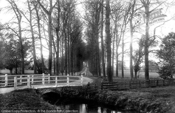 Photo of Ashford, Godinton Avenue 1903