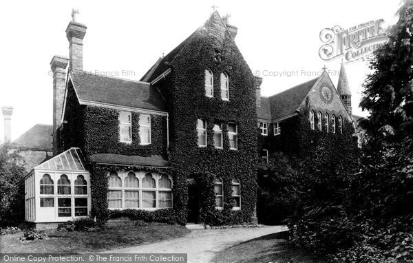 Photo of Ashford, Grammar School 1901