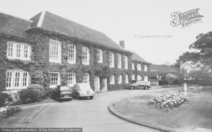 Photo of Ashford, Grammar School 1962