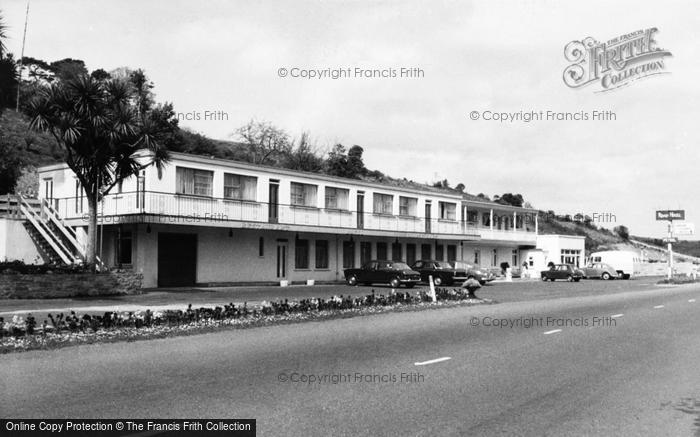 Photo of Ashford, Green Lizard Motel c.1960