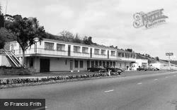 Ashford, Green Lizard Motel c.1960