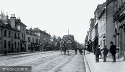 Ashford, High Street 1901