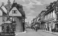 Ashford, High Street c.1910