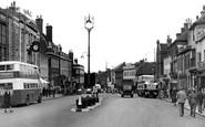 Ashford, High Street c.1950