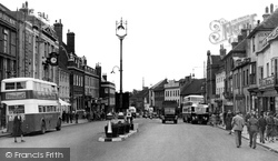 Ashford, High Street c.1950