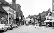 Ashford, High Street c.1960