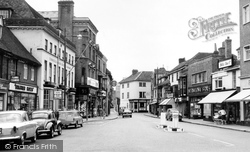 Ashford, High Street c.1960