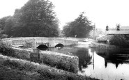 Ashford-In-The-Water, c.1965