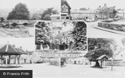 Ashford-In-The-Water, Composite c.1960