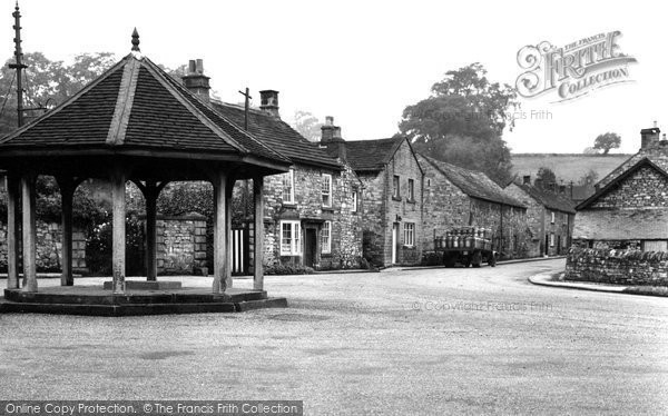 Photo of Ashford In The Water, The Old Pump c.1960