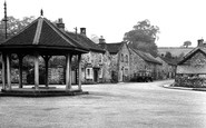 Ashford-In-The-Water, the Old Pump c1955