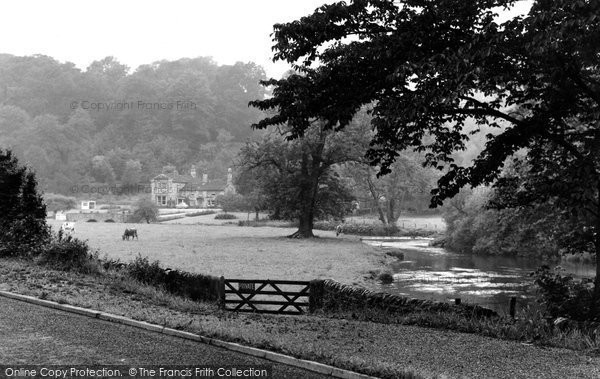 Ashford-In-The-Water, the Rookery c1955