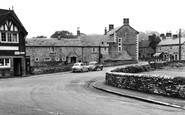 Ashford-In-The-Water, The Village And Post Office c.1960