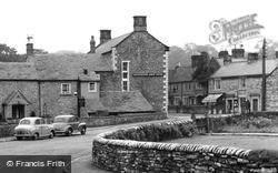 Ashford-In-The-Water, The Village And Post Office c.1960, Ashford In The Water