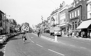 Ashford, Lower High Street c.1965