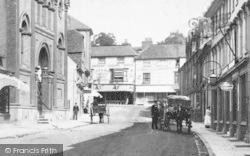 Ashford, Marsh Street 1903