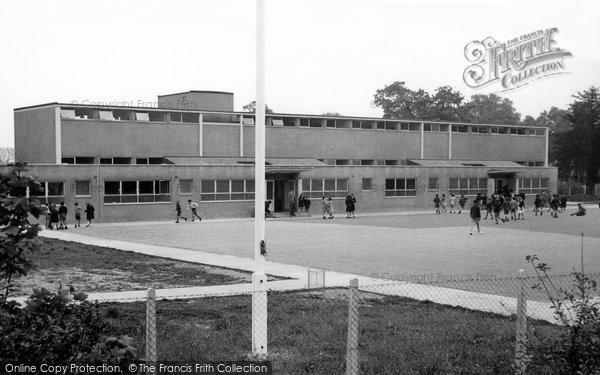 Photo of Ashford, New Catholic School 1954