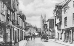 Ashford, North Street c.1910