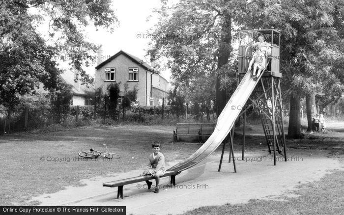 Photo of Ashford, Recreation Ground 1962