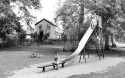 Ashford, Recreation Ground 1962