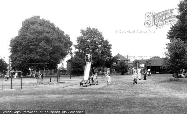 Photo of Ashford, Recreation Ground, Clock House Lane 1962