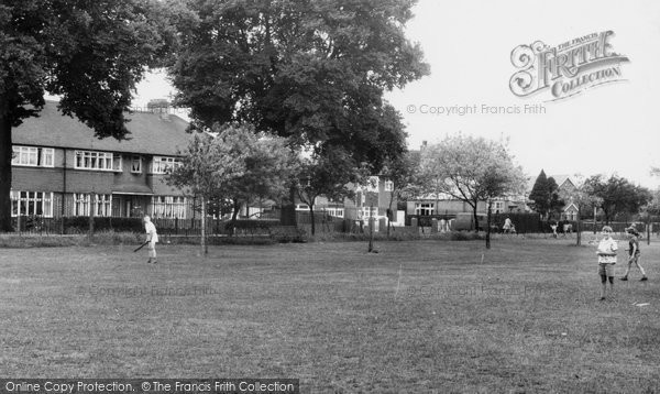 Photo of Ashford, Recreation Ground, Clock House Lane 1962