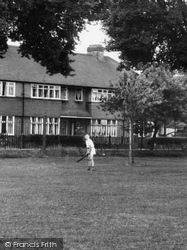 Ashford, Recreation Ground, Clock House Lane 1962