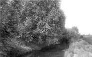 Ashford, River Stour 1901