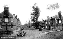 Ashford, Rowlands Hill Almshouses 1895