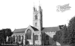 Ashford, St Mary's Church 1969