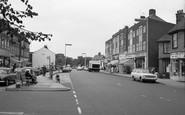 Ashford, Station Road 1965