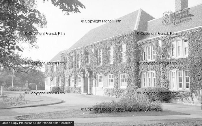 Photo of Ashford, The County School 1950