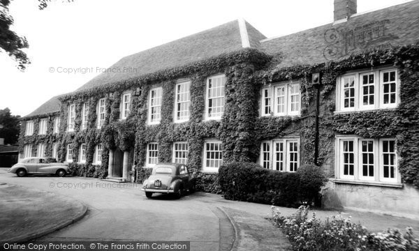 Photo of Ashford, the Grammar School 1962