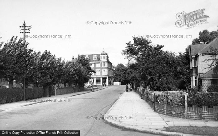 Photo of Ashford, The Links Hotel 1950