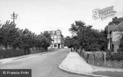 Ashford, The Links Hotel 1950
