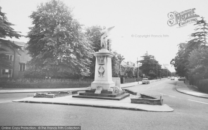 Photo of Ashford, The Memorial 1962