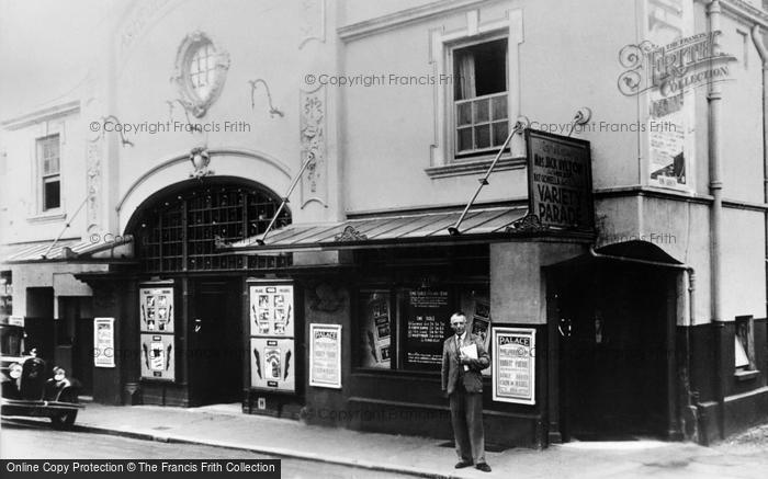 Photo of Ashford, The Picture Palace, Tufton Street c.1935