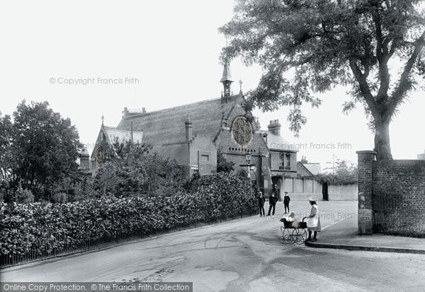 Photo of Ashford, The Roman Catholic Church 1908