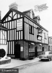 Ashford, The Swan c.1960