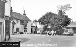 Ashford, The Tank, Castle Street c.1960