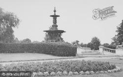 Ashford, Victoria Park c.1950