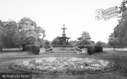 Ashford, Victoria Park c.1960