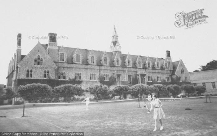 Photo of Ashford, Welsh School For Girls 1962