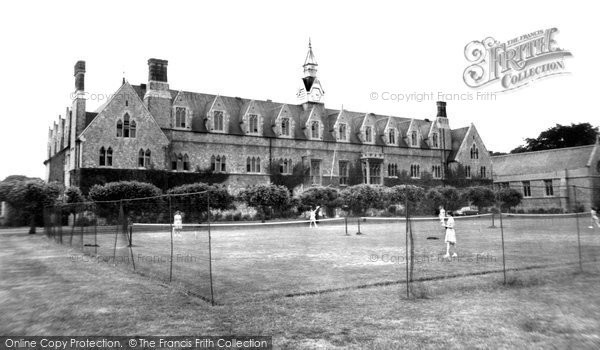 Photo of Ashford, Welsh School for Girls 1962