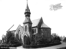 Ashford, West London Schools Chapel 1895